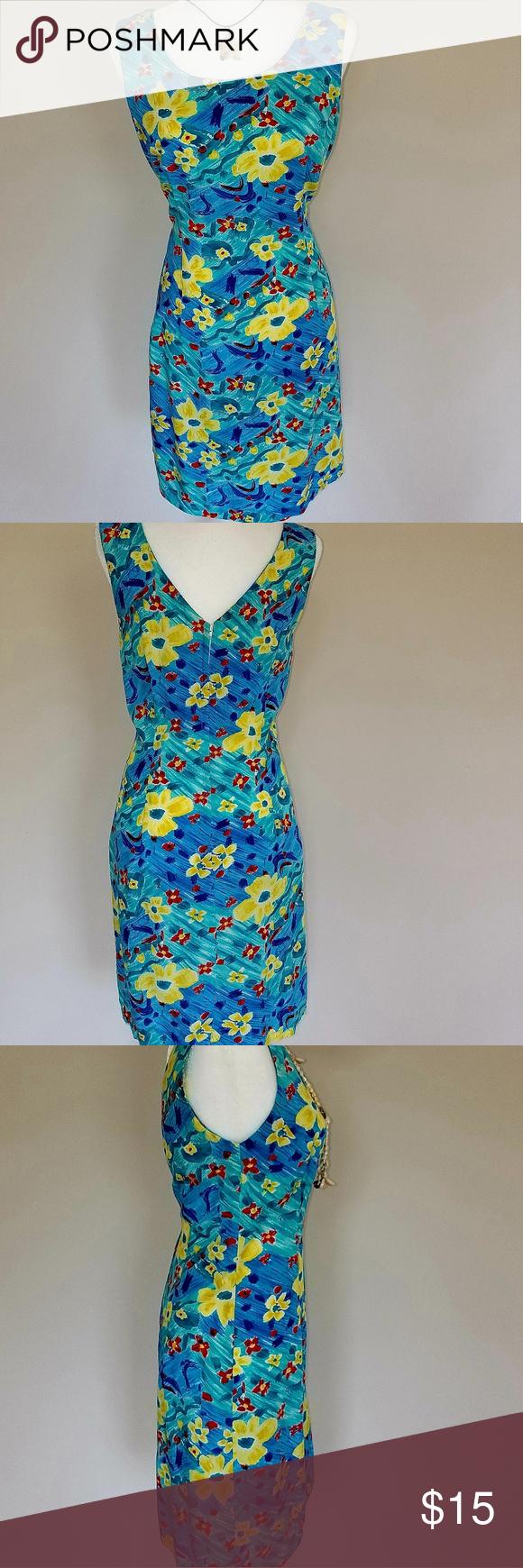 90s Xtreme Island Designs Vintage Shift Dress Vintage Shift Dress Shift Dress Dresses [ 1740 x 580 Pixel ]