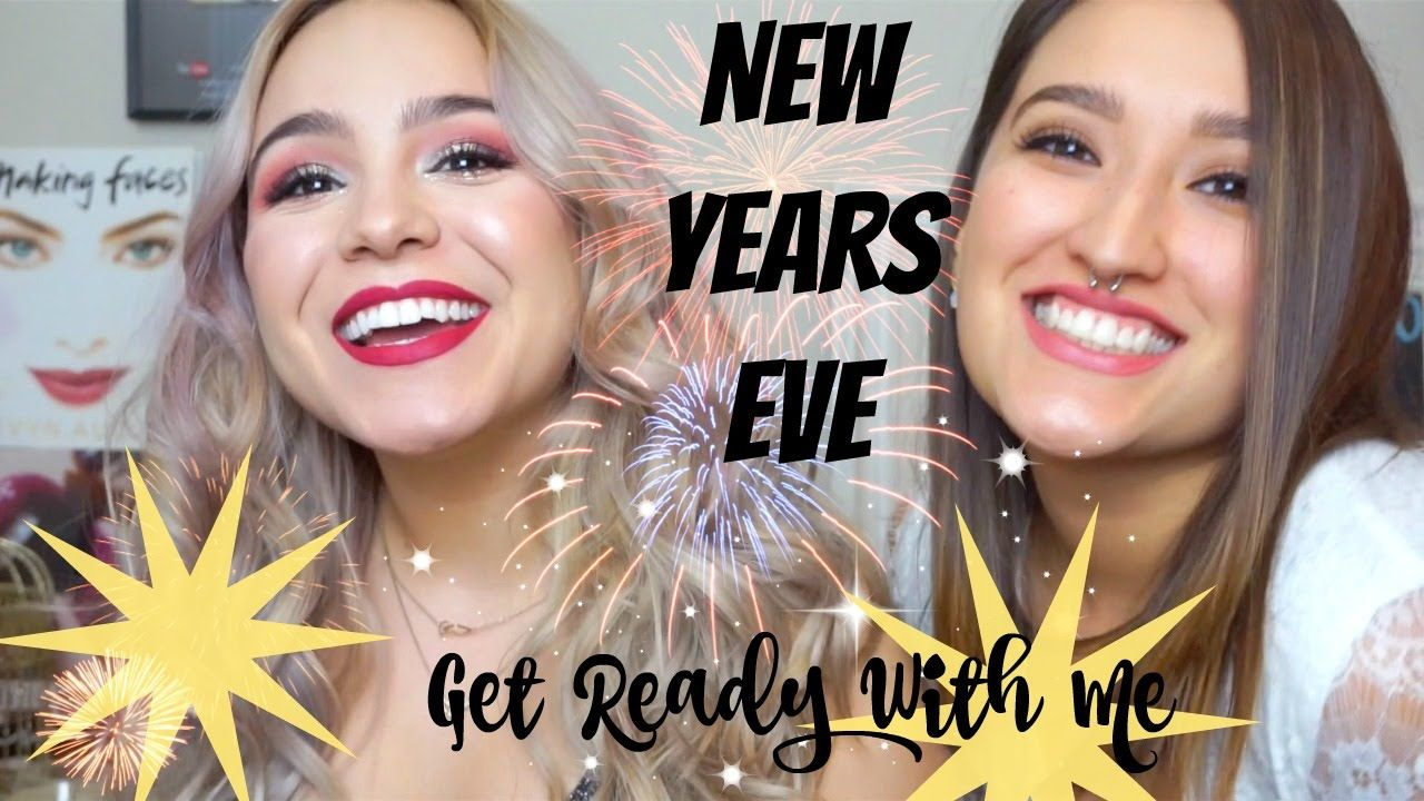 Grwm New Year S Eve Hair Makeup Outfit New Year S Eve Hair New Years Eve Hair New outfit | law student fashion. pinterest