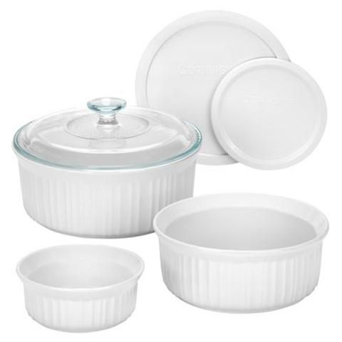 Since the 1950s, CorningWare has been producing their famous oven-to ...