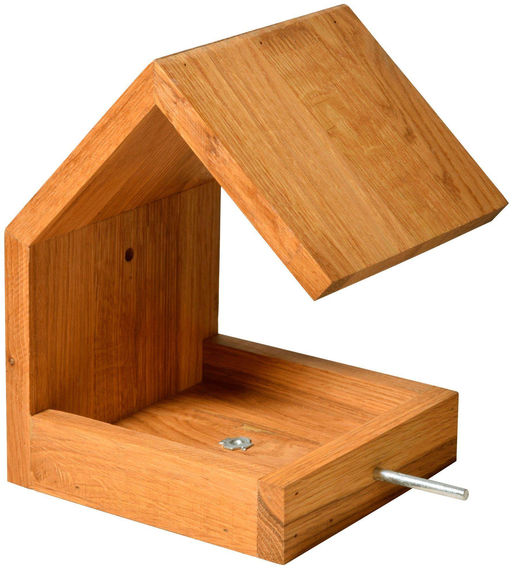 Luxus Vogelhaus Vogelhaus Bxtxh 16x19x22 Cm Otto Vogelhaus Vogelhaus Holz Eiche Holz