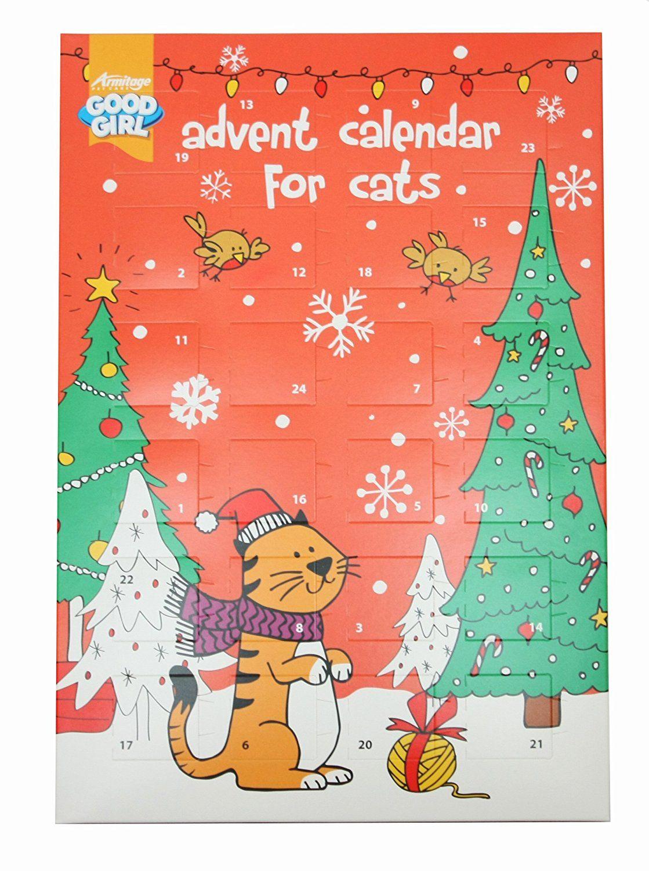 Afbeeldingsresultaat voor advent calendar cats good girl