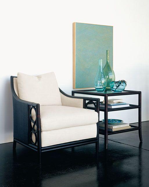 Superbe Laura Kirar Lounge Chair: A 81 (http://www.mcguirefurniture