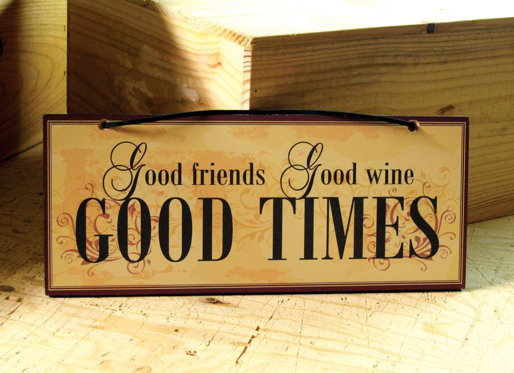 Decorative Wall Signs Amazing Decorative Wall Sign With Wine Saying Wine Signabeloclocks Design Ideas