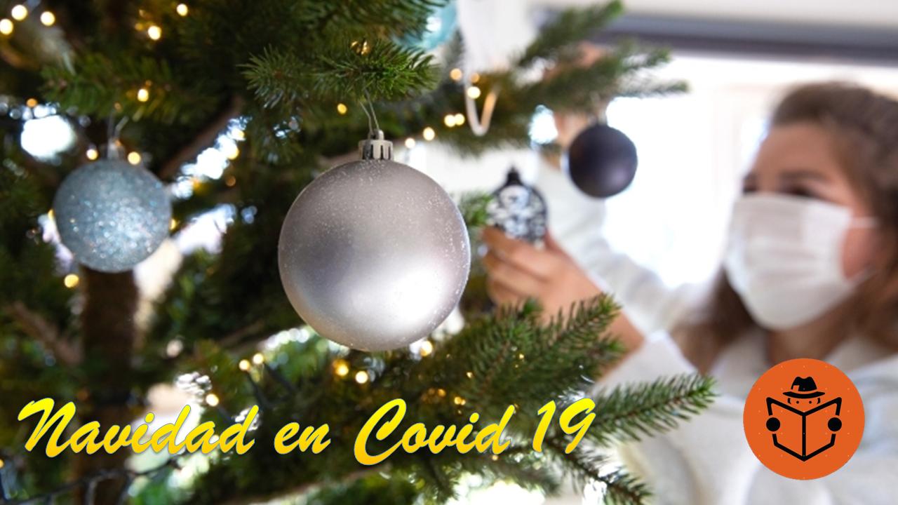 ¿Cómo se podría celebrar la navidad con covid-19?