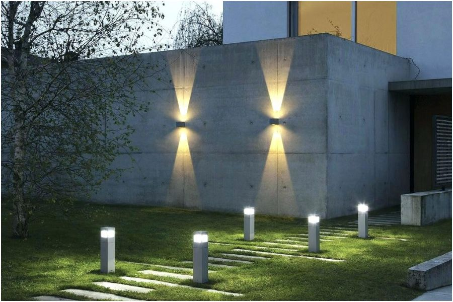 13 Premier Borne Eclairage Exterieur Leroy Merlin Exterior Lighting Led Outdoor Lighting Hotel Light