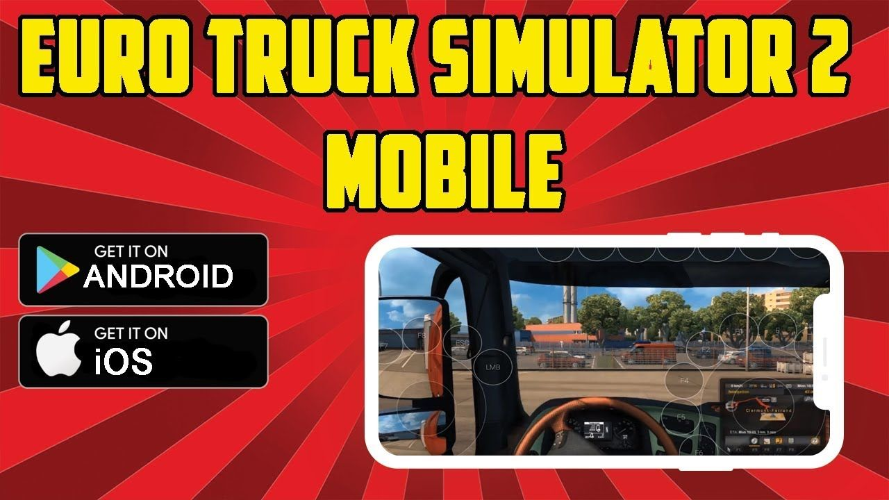 Euro Truck Simulator 2 Android Ios Ets 2 Mobile Gameplay Euro Truck Simulator 2 Android Https Eurotruck Mobi Hi There I M Glad You Announce New Android