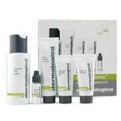 Dermalogica MediBac Clearing Adult Acne Treatment Kit-5 ct by Dermalogica. $36.00. Get Rid of AcneClean your skin with Dermalogica MediBac Clearing Adult Acne Treatment Kit and notice the difference in your skin texture. This is one kit that'll help you treat and prevent the formation of acne.  Prevents acneConvenient and travel friendly  Ideal for day or night use  This acne treatment kit is a great kit for adults to get rid of their acne. Just For You:  Acne ...