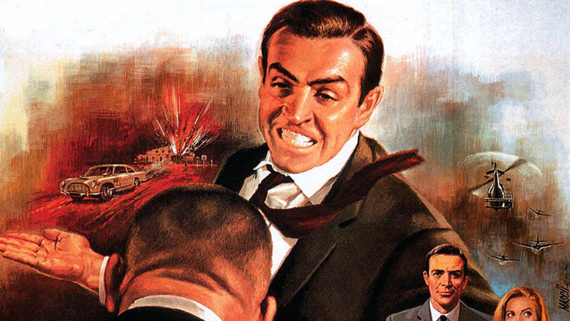 007 artwork james bond sean connery james bond free