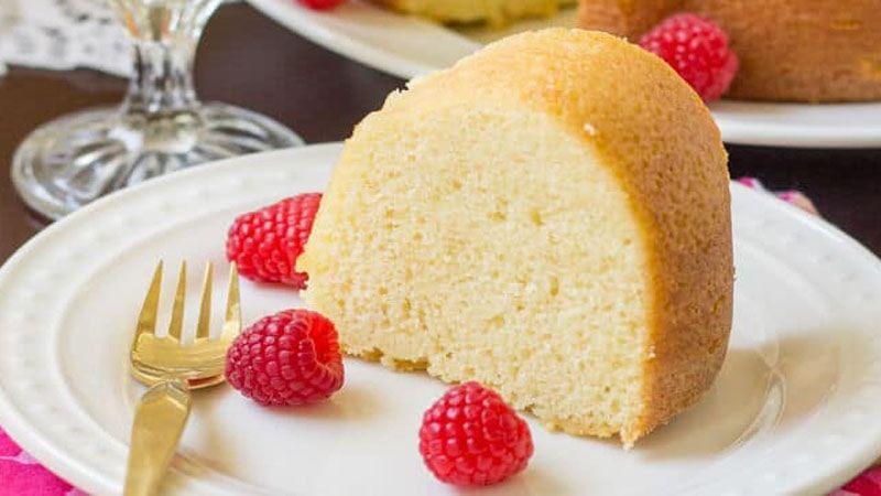 طرز تهیه کیک ساده با شیر دستور پخت کیک ساده با شیر کیک خانگی Easy Cake Recipes Cake Recipes Cake Recipe No Milk