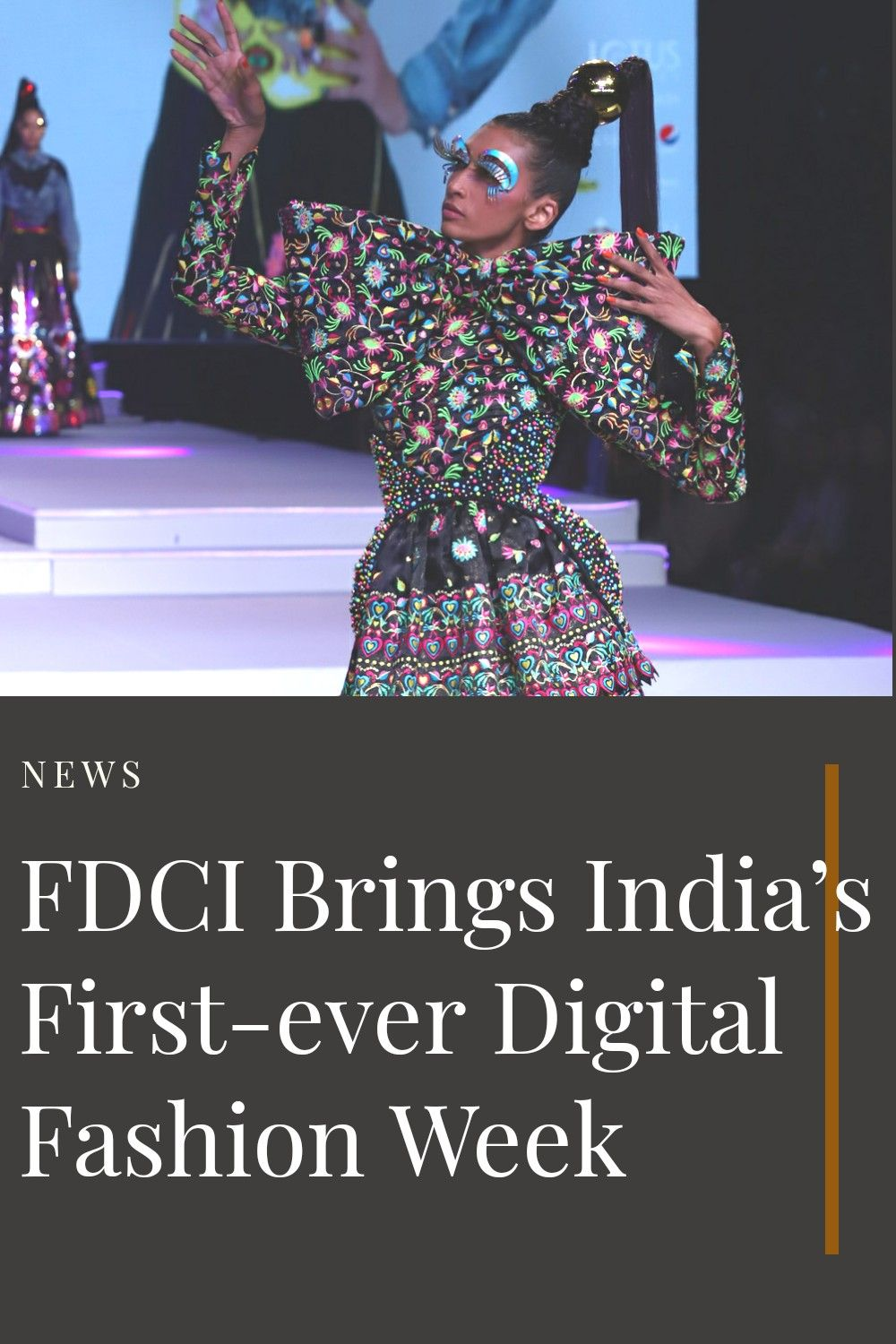 The Indian #fashionindustry has been extremely quick in responding to the pandemic. Considering the deadly impacts of COVID-19, FDCI decided to step up in the game and take the digital path for the coming #fashionweek. It would be India's first digital #fashionweek!  #fashionweek #Fashionshow #fashion #fashionrunway #FDCI #covid19 #digital #Digitalshow #DigitalFashion #Fashionworld #IKnockFashion #ElloraCreationsPVTLTD