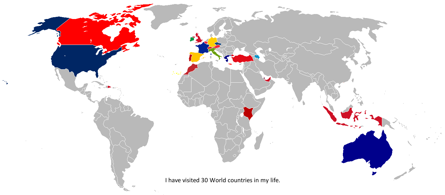 Countries i have visited so many more to go to the world is a countries i have visited so many more to go to gumiabroncs Gallery