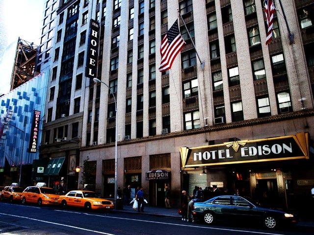 Edison Hotel New York Booking