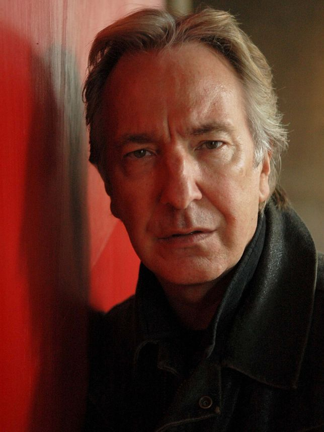 l 39 acteur anglais alan rickman harry potter die hard est mort l 39 ge de 69 ans. Black Bedroom Furniture Sets. Home Design Ideas