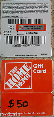 Coupons Giftcards 50 Home Depot Gift Card Coupons Giftcards Gift Card Cards Gifts