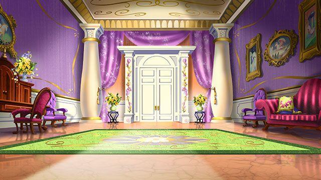 Princesita Sofía Diversión De Gala Sofia La Primera Disney Jr Fondos De Princesas