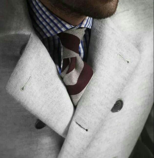Kiton cashmere coat