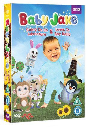Baby Jake Series 1 2 Box Set Dvd Childhood Tv Shows Childhood Memories 2000 2000s Kids Shows