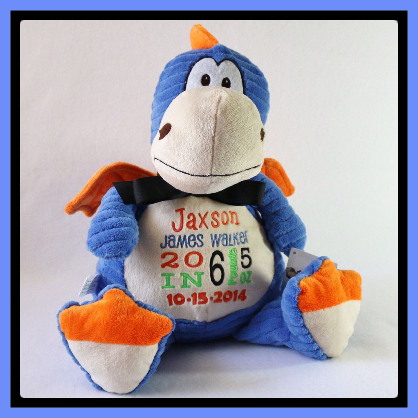 Baby Cubbies Personalized Stuffed Animals