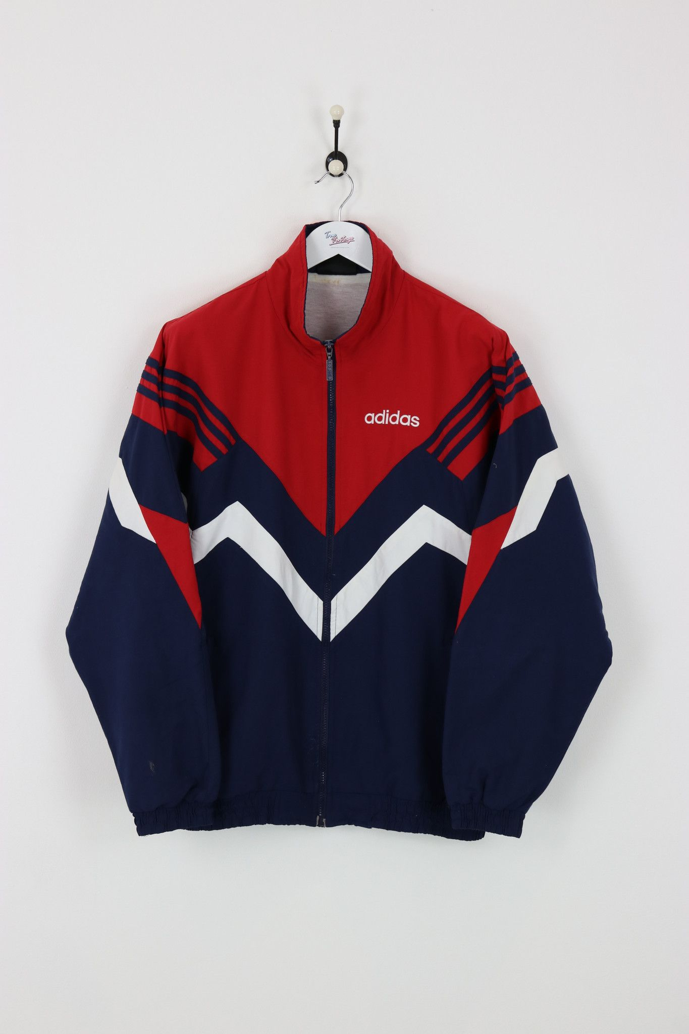 Very Suit JacketMeasurements Adidas Shell ConditionVintage Good JKTF5ul13c