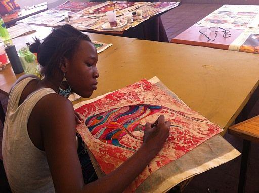 Modern Batik Art Workshops in Mombasa 9e7351055b