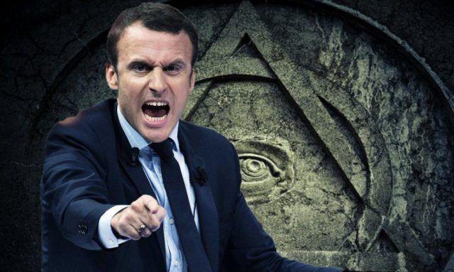 ELEIÇÃO NA FRANÇA É UMA CATÁSTROFE PARA A PAZ MUNDIAL.