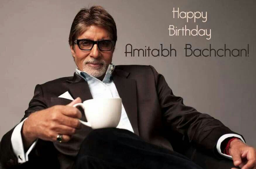 Happy Birthday Amitabh Bachchan Quotes: Favourite Bollywood Movies