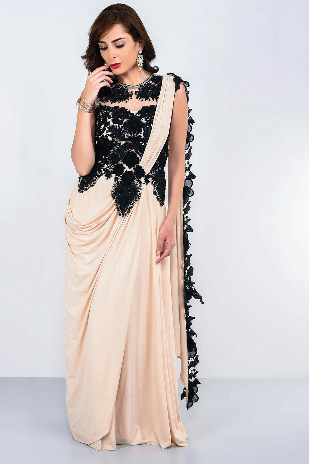 On demand wardrobe pinterest saree gowns and indian bridal