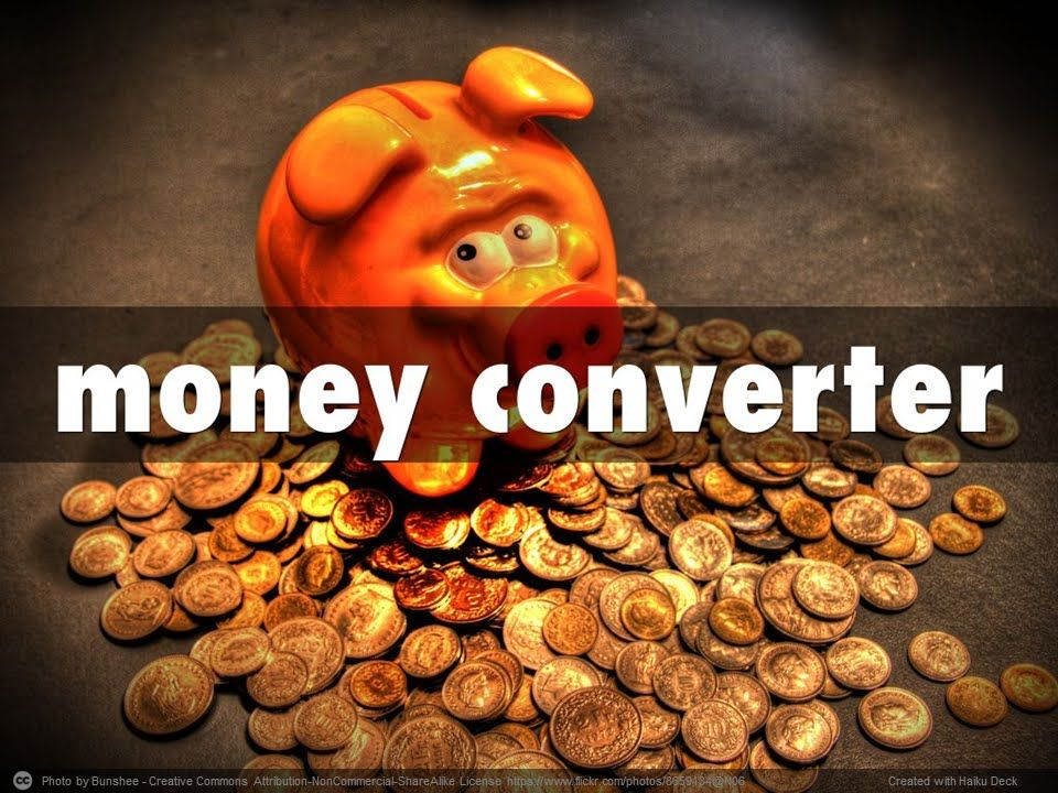 Money Converter Watch My Video And Learn How To Easily Convert From One Currency