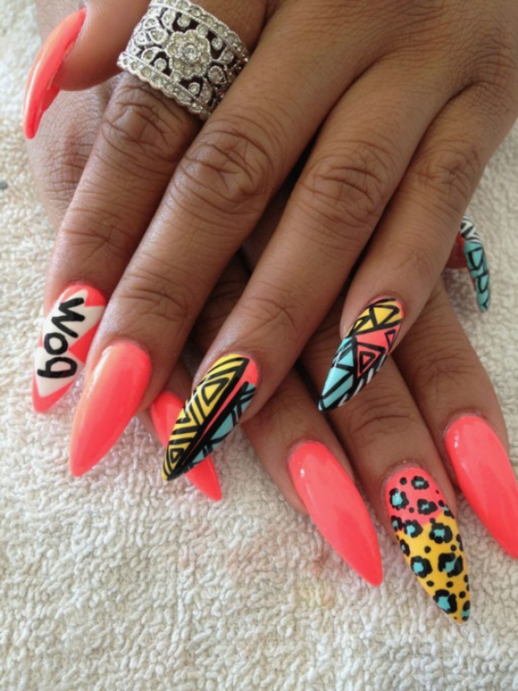 Nails Different Nails Designs Different Nail Designs And N Nails