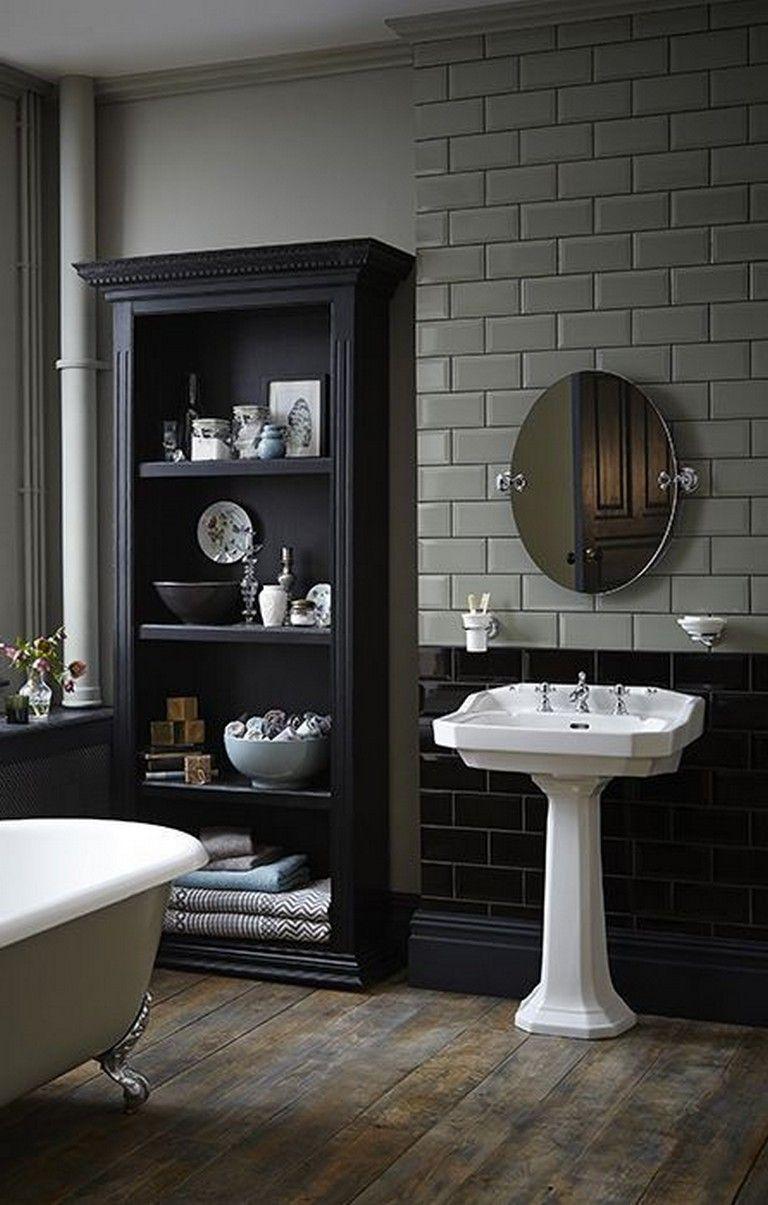 48 brilliant ideas for vintage bathroom d cor bathroom pinterest rh pinterest com