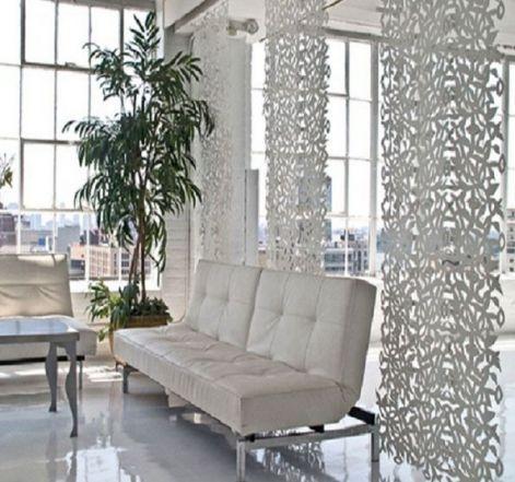 Decoracion con telas para separar ambientes buscar con for Decoracion de ambientes