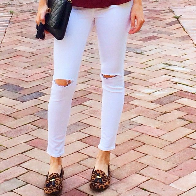 Leeanne Benjamin's summer staple is the Opal jean from #FevrieFashion
