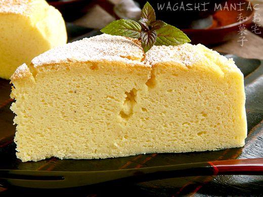 Wagashi Maniac Japanischer Souffle Kasekuchen Kuchen Kuchen Rezepte Leckereien