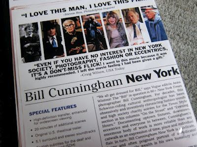 bill cunningham film