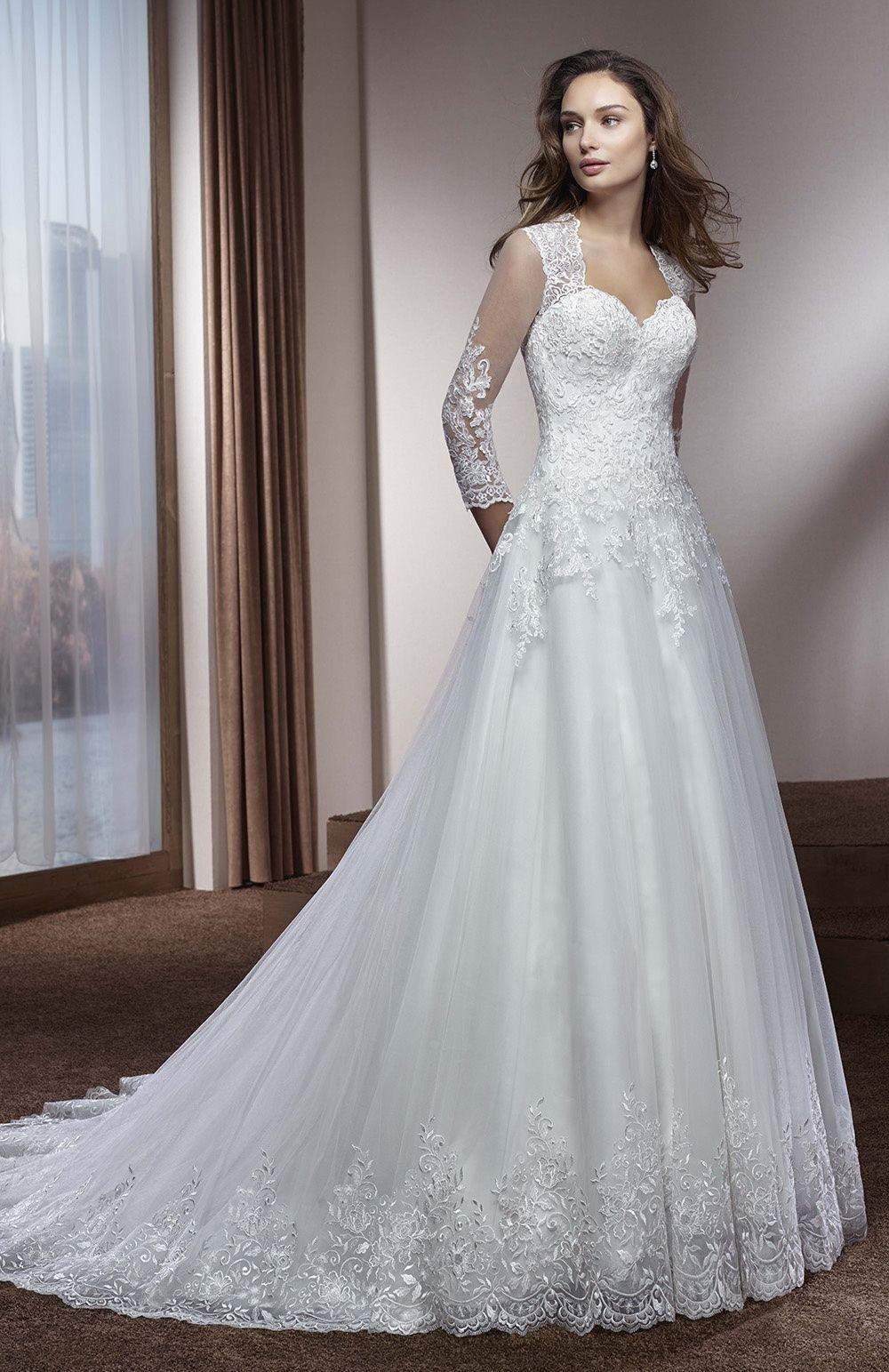 Robe De Mariee Divina Sposa 2018 Modele Wedding Dresses