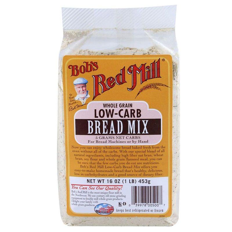 Bob's Red Mill, LowCarb Bread Mix, 16 oz (453 g) Low