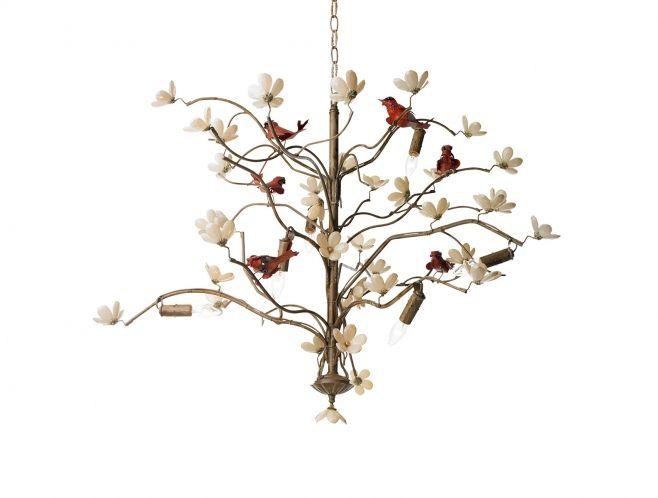 Bird and blossom