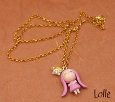 Fimo Atashi Chobits By LolleBijoux