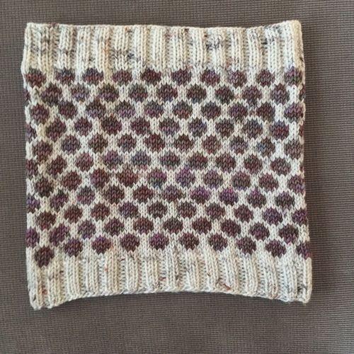 Modern Fair Isle Cowl   Fair isles, Modern and Bavarian crochet
