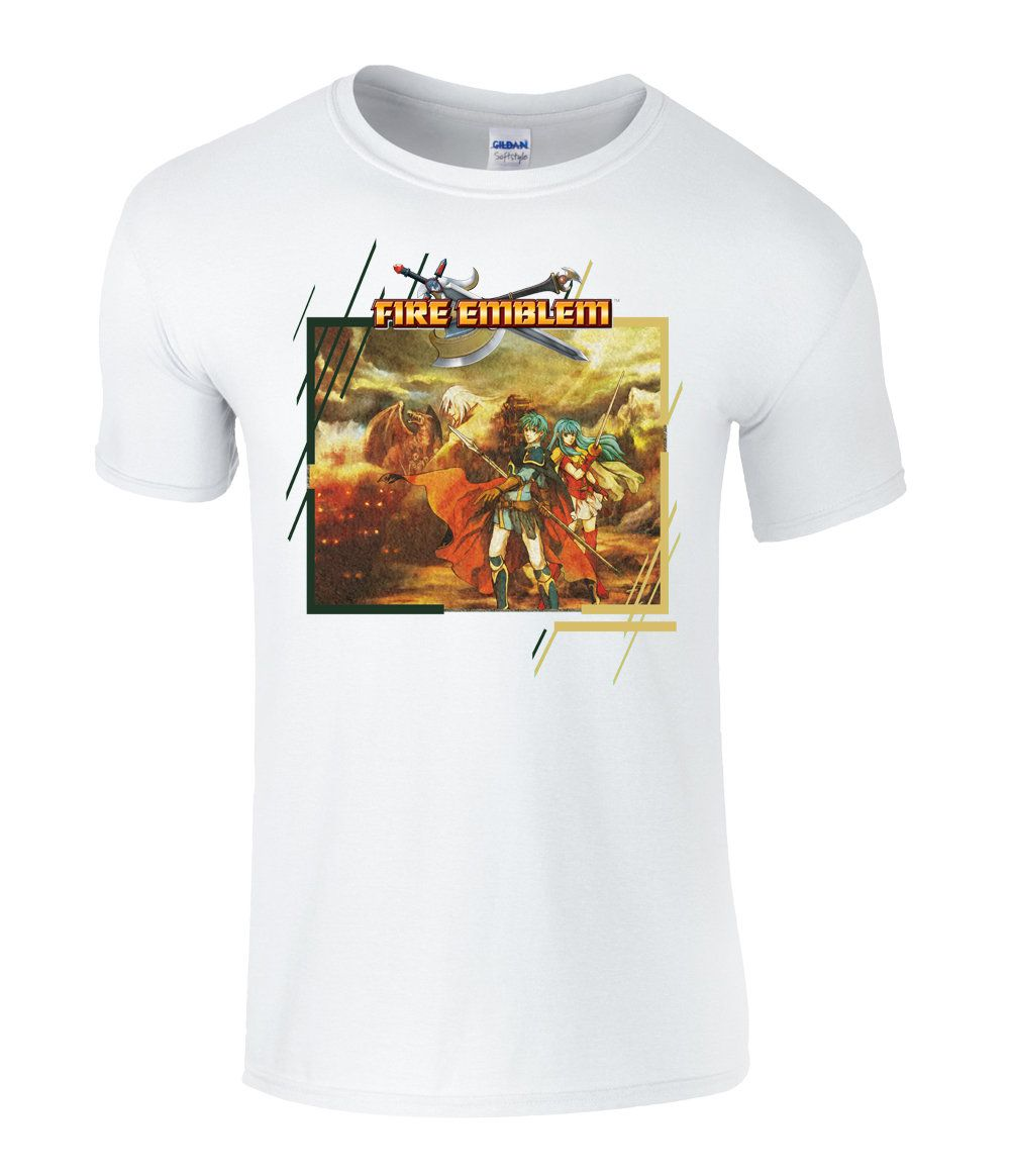 Fire Emblem Game Unisex Tshirt Brand New