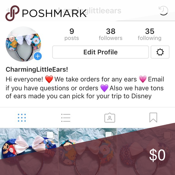 Instagram Go check out my instagram where I will post all my ears and talk to you guys about how things are Disney Other