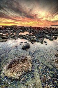 Sunset in Dania Beach Pier, Florida - Spectacular Places