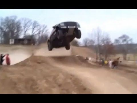 Ford Raptor Jump Set To Dukes Of Hazzard Theme Song Youtube