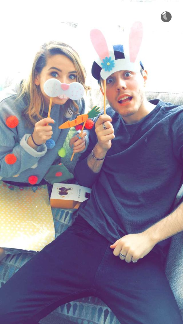 More zoella dating alfie wise
