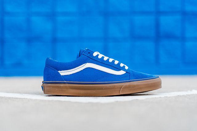 VANS OLD SKOOL (OLYMPIAN BLUEGUM) Sneaker Freaker
