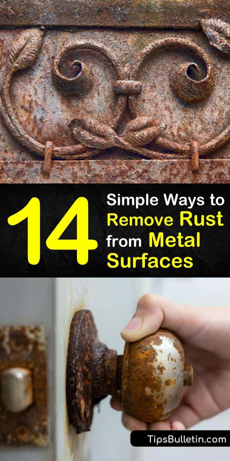 how to remove rust stains from clothes using lemon