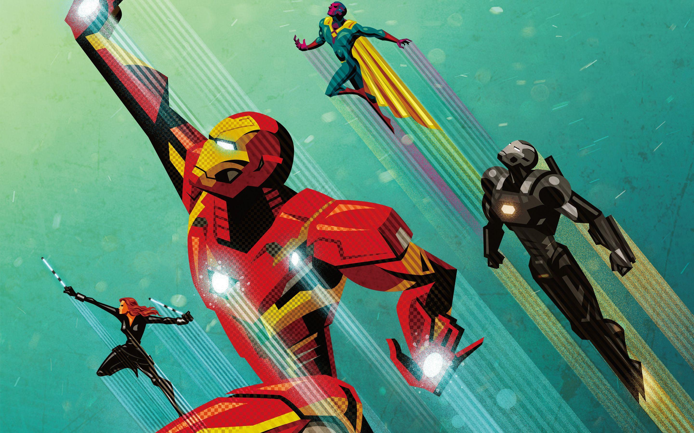 Iron Man Wallpaper Full Hd To Download Wallpaper Iron Man