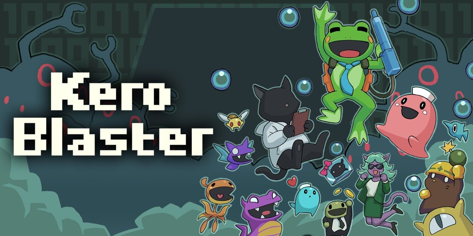Studio PIXEL How Kero Blaster Was Named, Story and more