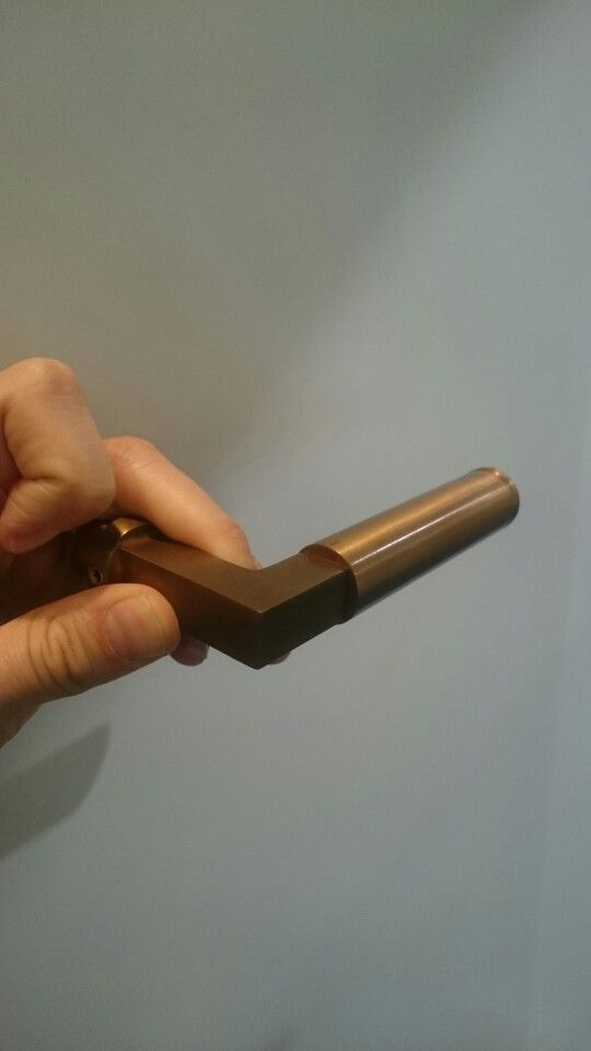 Bronze (FSB 1102) - bauhaus style & Bronze (FSB 1102) - bauhaus style | Get a Handle on it | Pinterest ...