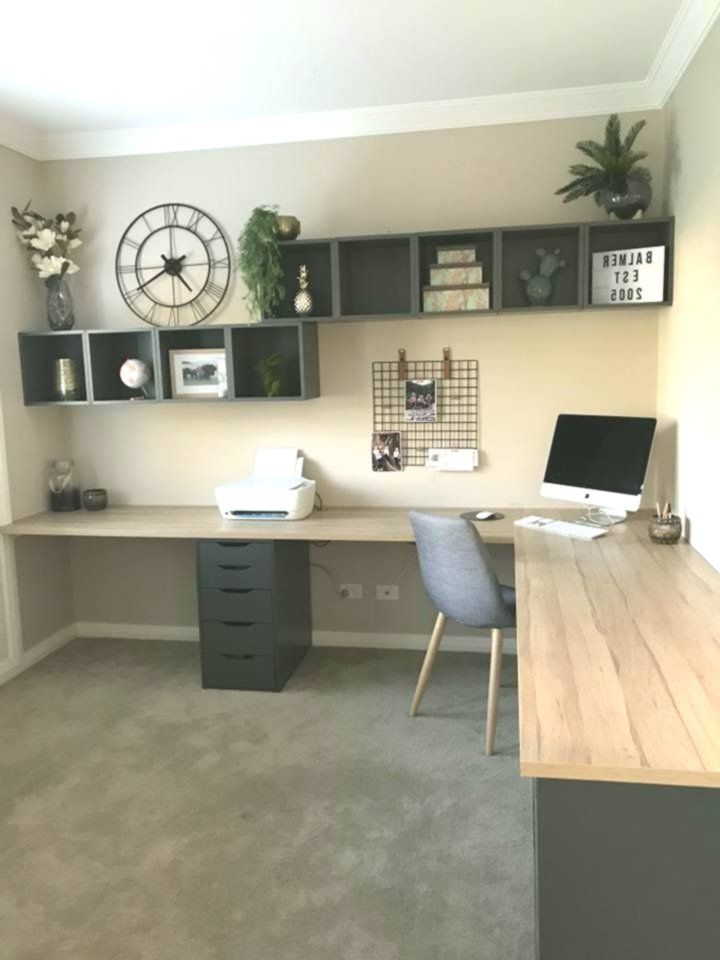 45 Homework Decorating Ideas For Your Perfect Job At Lovely Home Office Furniture Design Home Office Design Modern Home Office
